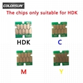 New T7411 - T7414 One Time Chip for