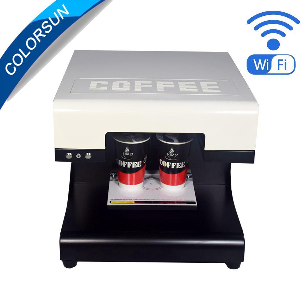 食用咖啡打印2杯打印機CSC2 3