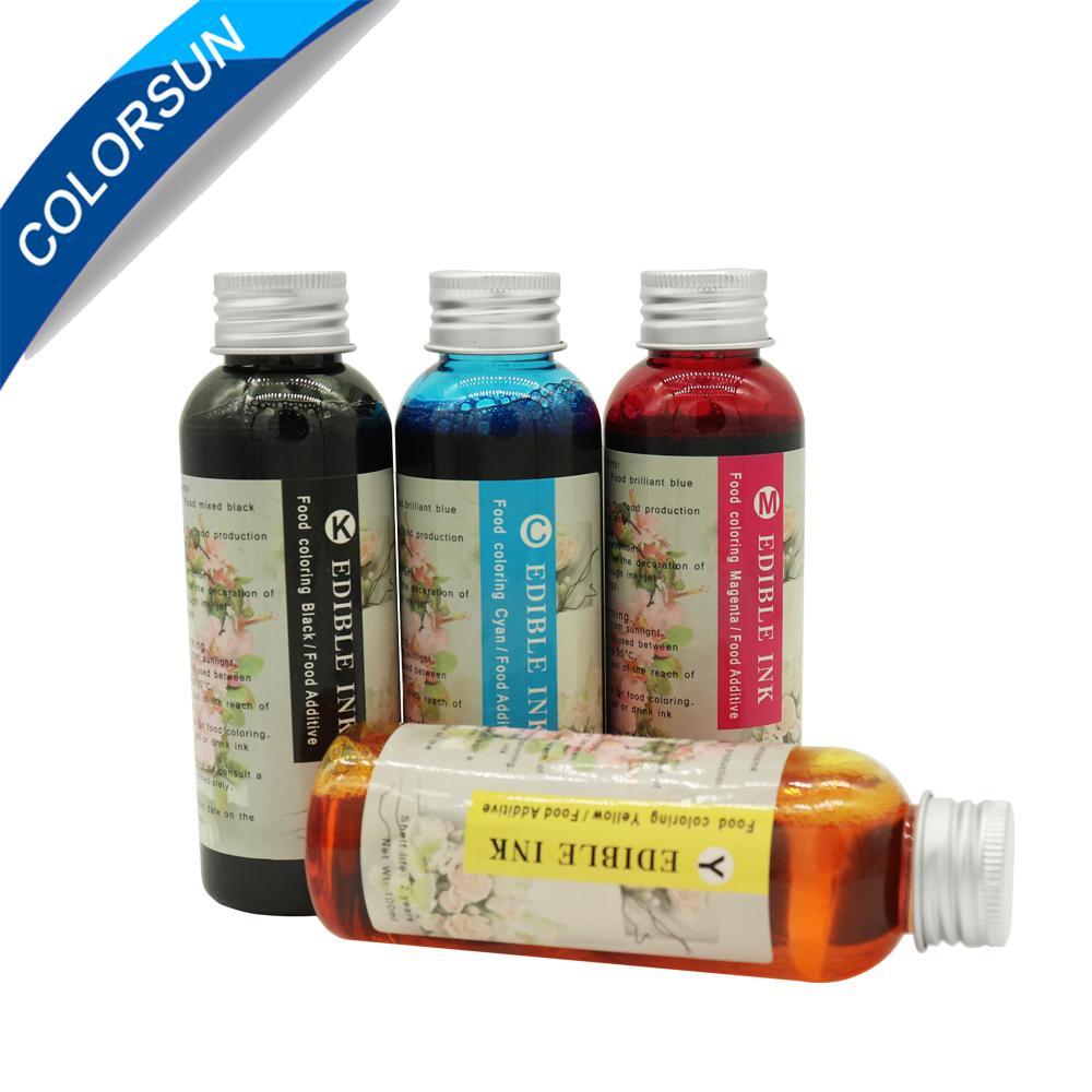 进口可食用墨水,用于打印咖啡,饮料,卡布奇诺咖啡,奶茶,啤酒等 1