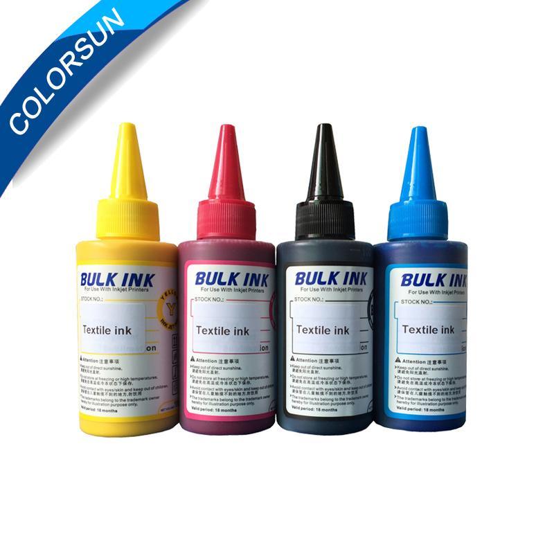 纺织油墨/ DTG预处理液体用于平板打印机直接数字印刷出售 1