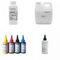 纺织油墨/ DTG预处理液体用于平板打印机直接数字印刷出售 2