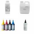 Textile Ink/DTG Pretreatment Liquid for Flatbed Printer Direct Digital Printing  2