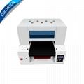 彩陽自動DTG4060平板打印