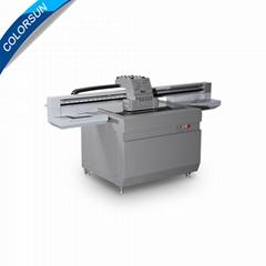 全新升级自动9060尺寸UV平板打印机大幅面打印机