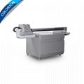 全新升级自动9060尺寸UV平板打印机大幅面打印机 4