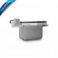 全新升級自動9060尺寸UV平板打印機大幅面打印機 5