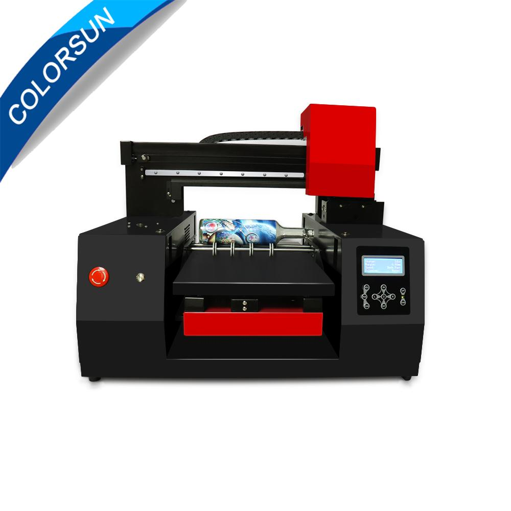 Automatic A3+ 3060 UV printer with double printheads 2