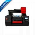 全自动带有双打印头的A3 + 3060 UV打印机 2