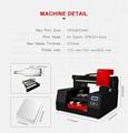 全自动带有双打印头的A3 + 3060 UV打印机 5