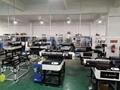 全自動6090 uv版印刷機印刷色彩,玻璃金屬塑料清漆uv印刷機A1 uv印刷機 6