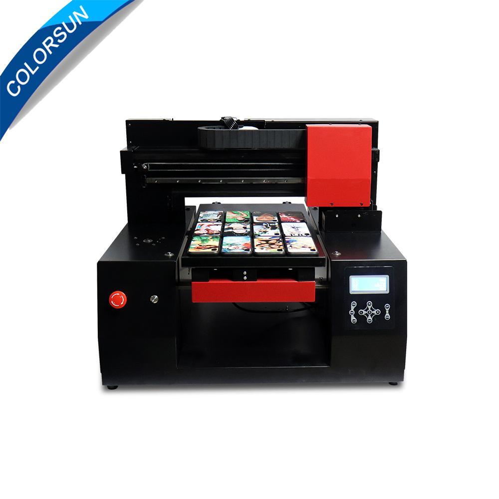 適用於Epson DX9工業A3+ UV打印機3060的移動蓋筆瓶印刷機 1