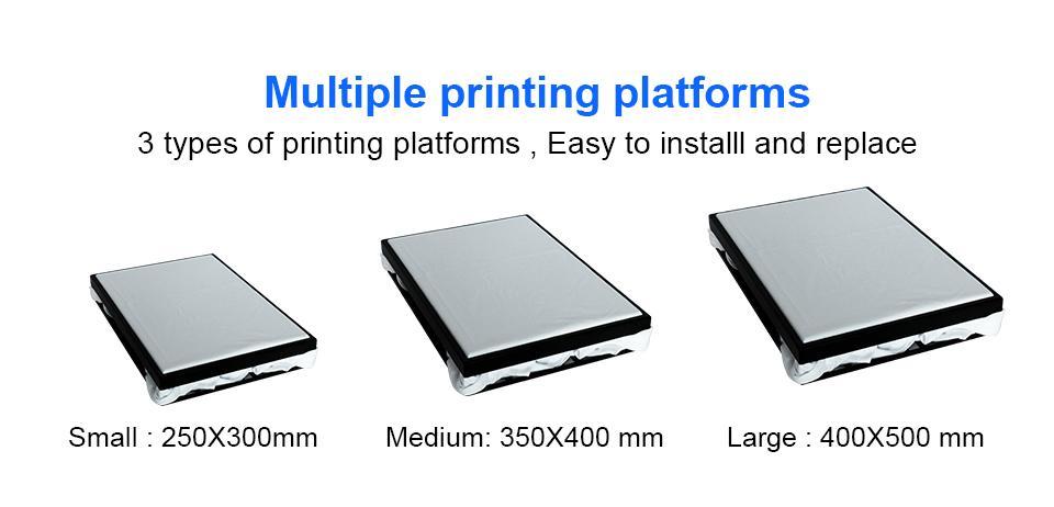 Colorsun快速8色自动A3 +大小T恤平板打印机4720 DTG 10