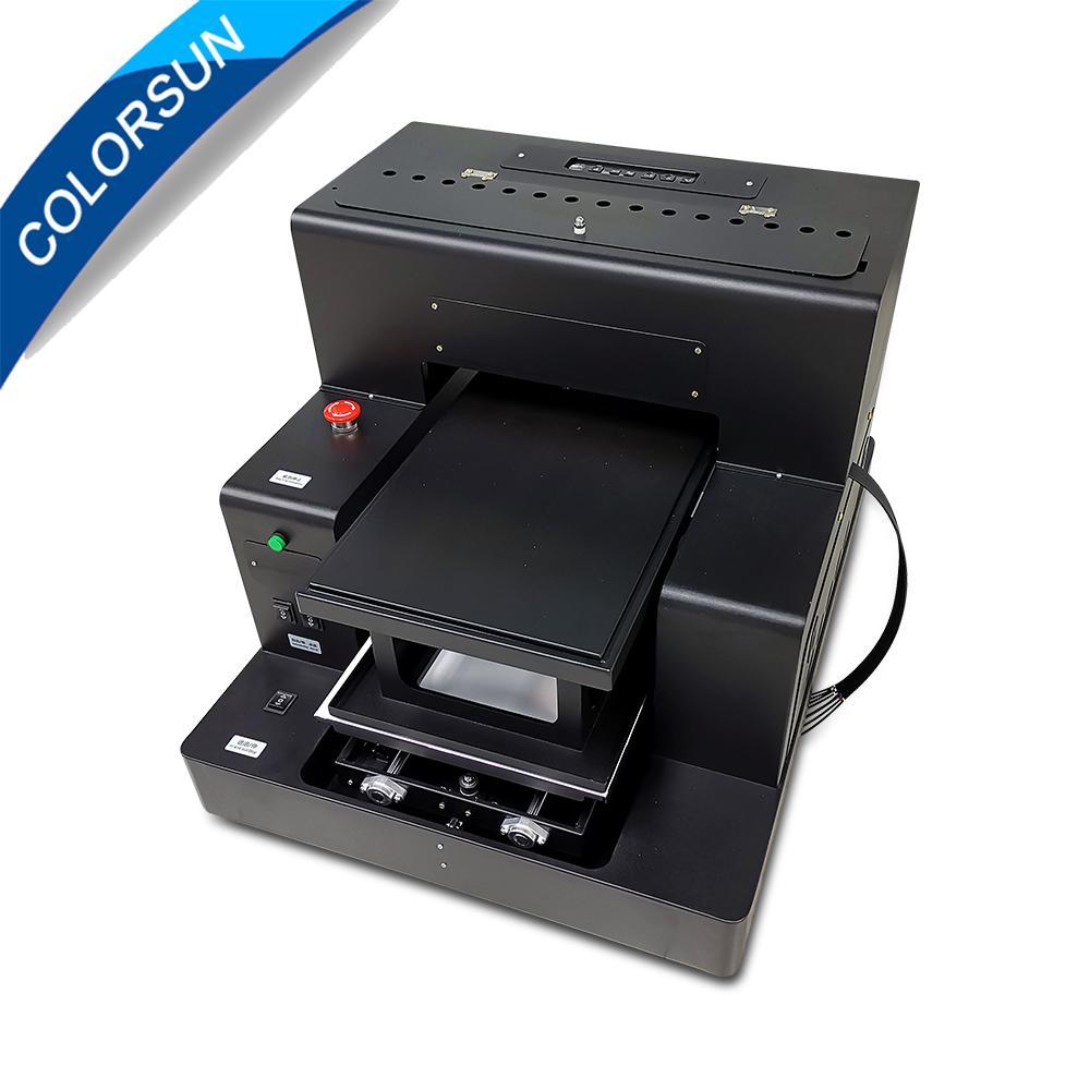 彩阳自动A3大小8色DX5 dtg纺织品打印机牛仔裤打印机 1