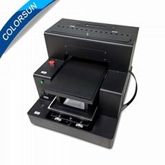 彩阳自动A3大小8色DX5 dtg纺织品打印机牛仔裤打印机