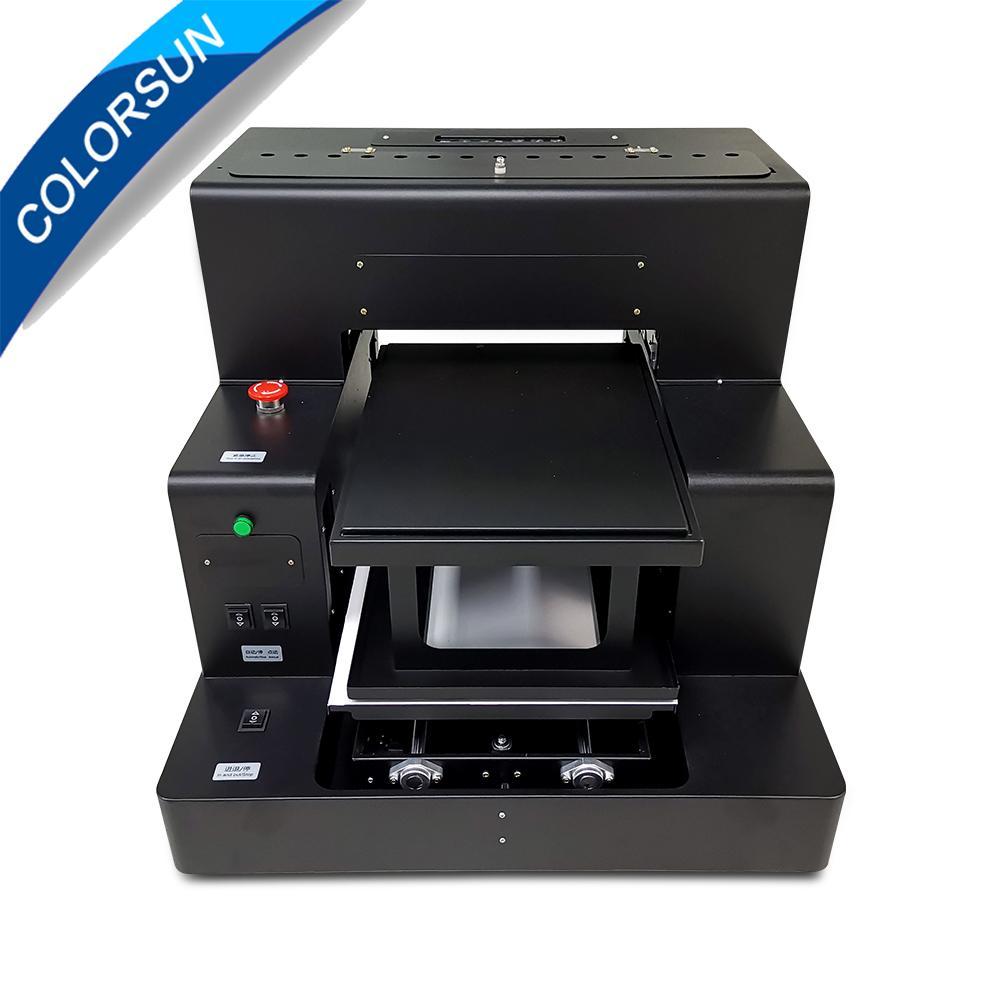 彩阳自动A3大小8色DX5 dtg纺织品打印机牛仔裤打印机 2