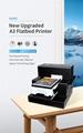 Colorsun Automatic A3 size 8 colors DX5 dtg textile printer Jeans printer