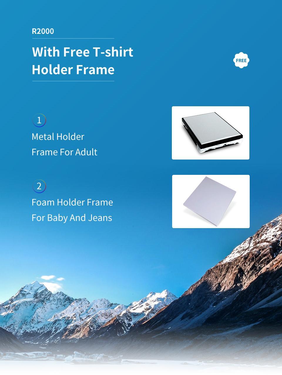彩阳自动A3大小8色DX5 dtgR2000T恤打印机 7