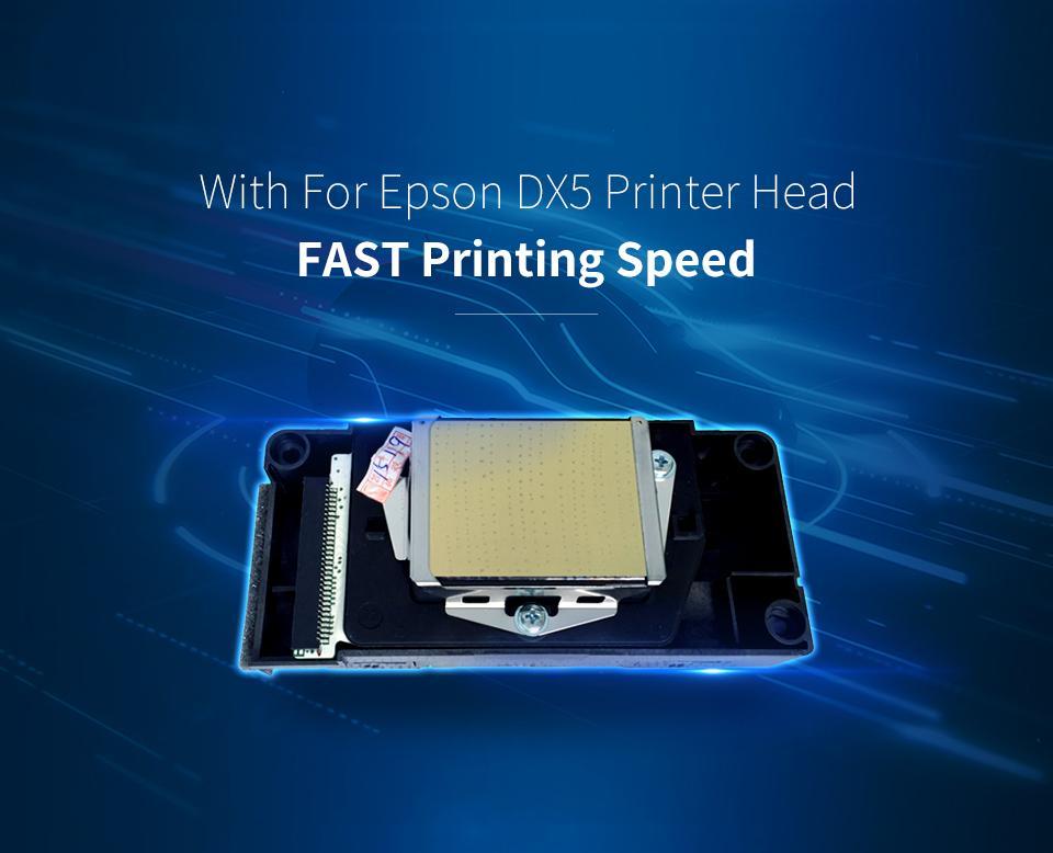彩阳自动A3大小8色DX5 dtg纺织品打印机牛仔裤打印机 12