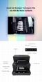 彩阳自动A3大小8色DX5 dtg纺织品打印机牛仔裤打印机 13