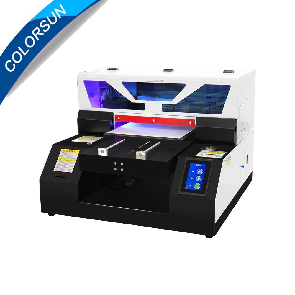 2019全自动6种颜色A2742UV平板打印机 1