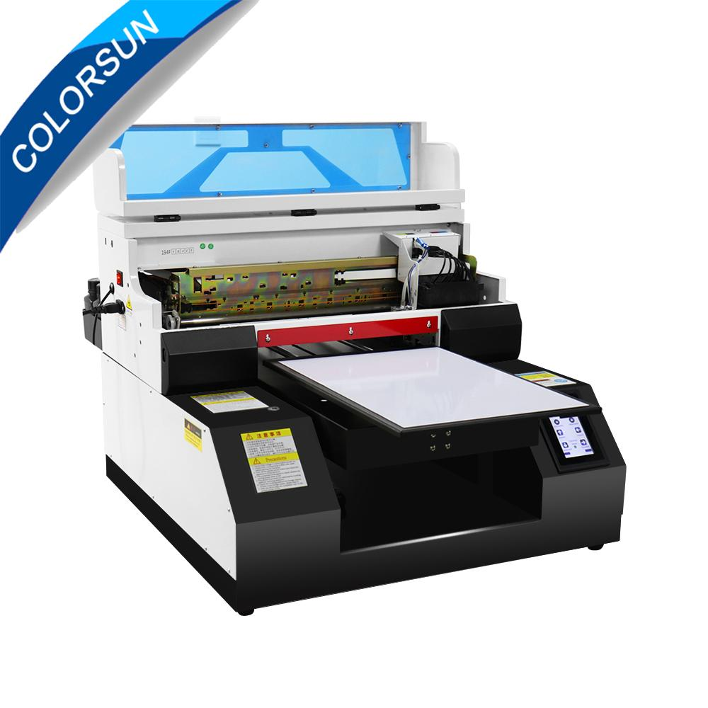 2019全自动6种颜色A2742UV平板打印机 2