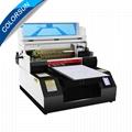 全自动6种颜色A2742UV平板打印机 2