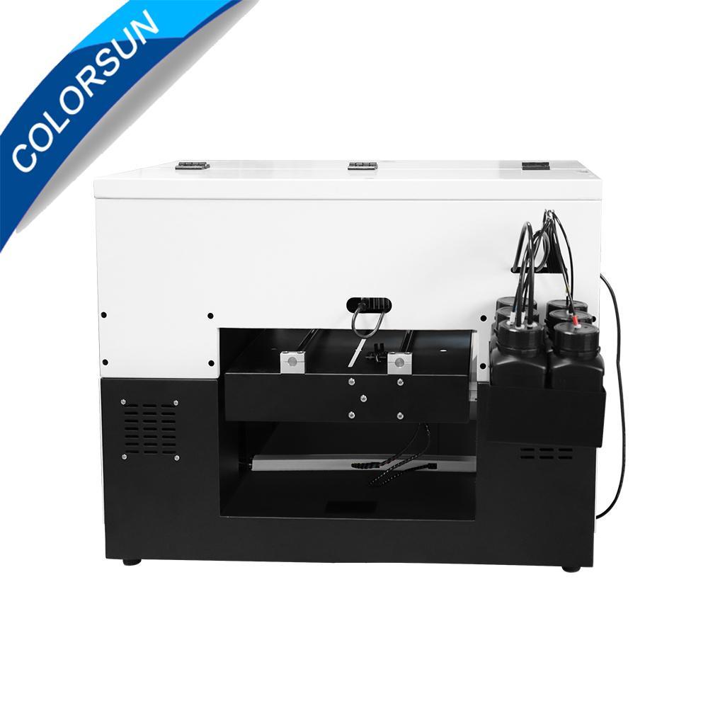 2019全自动6种颜色A2742UV平板打印机 5