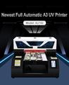 2019全自动6种颜色A2742UV平板打印机 4