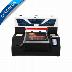 2020 New  automatic  A3 Flatbed Printer for 6 color A2742