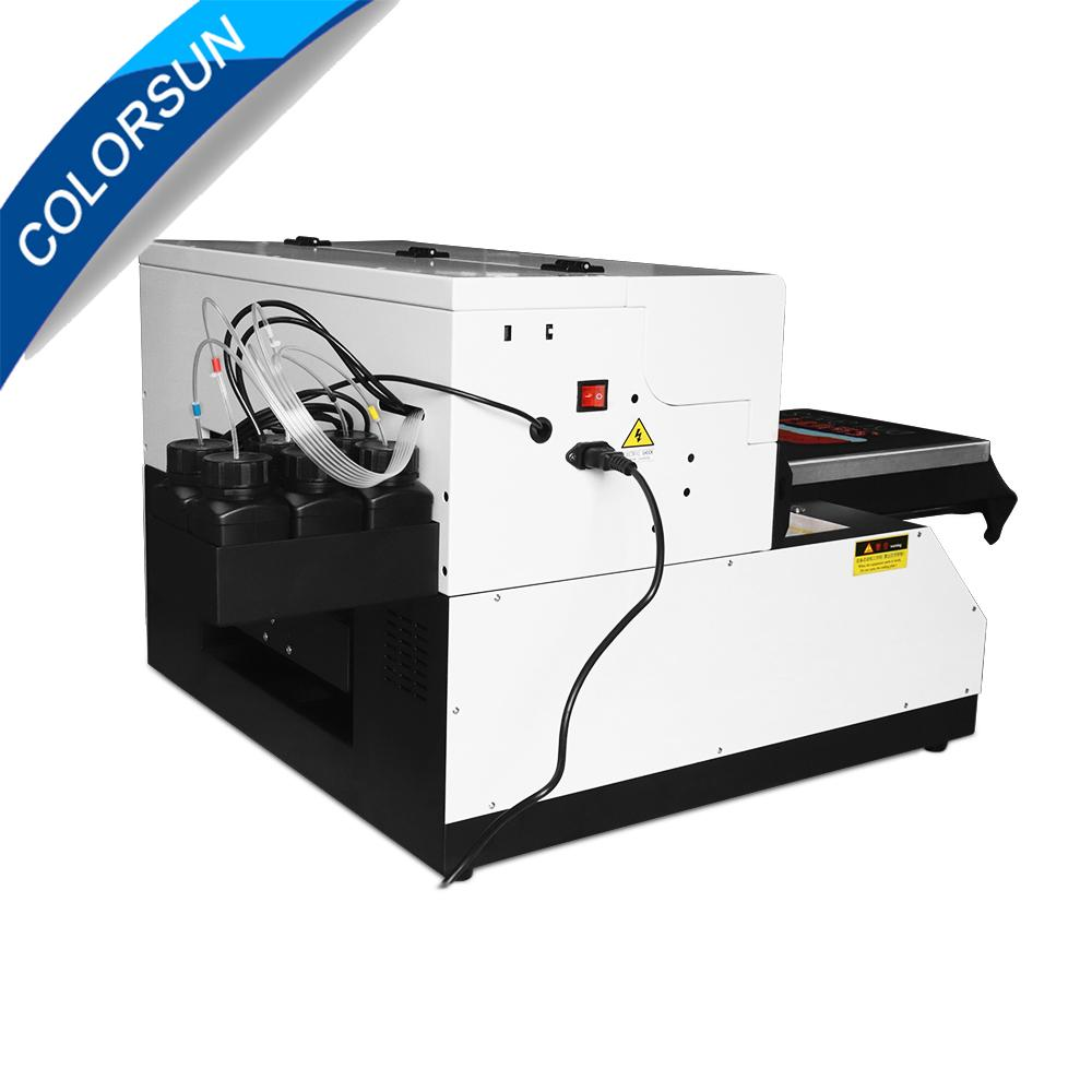2020 New  automatic  A3 Flatbed Printer for 6 color A2742 2