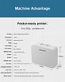 2020 New Mini Label Printer 7