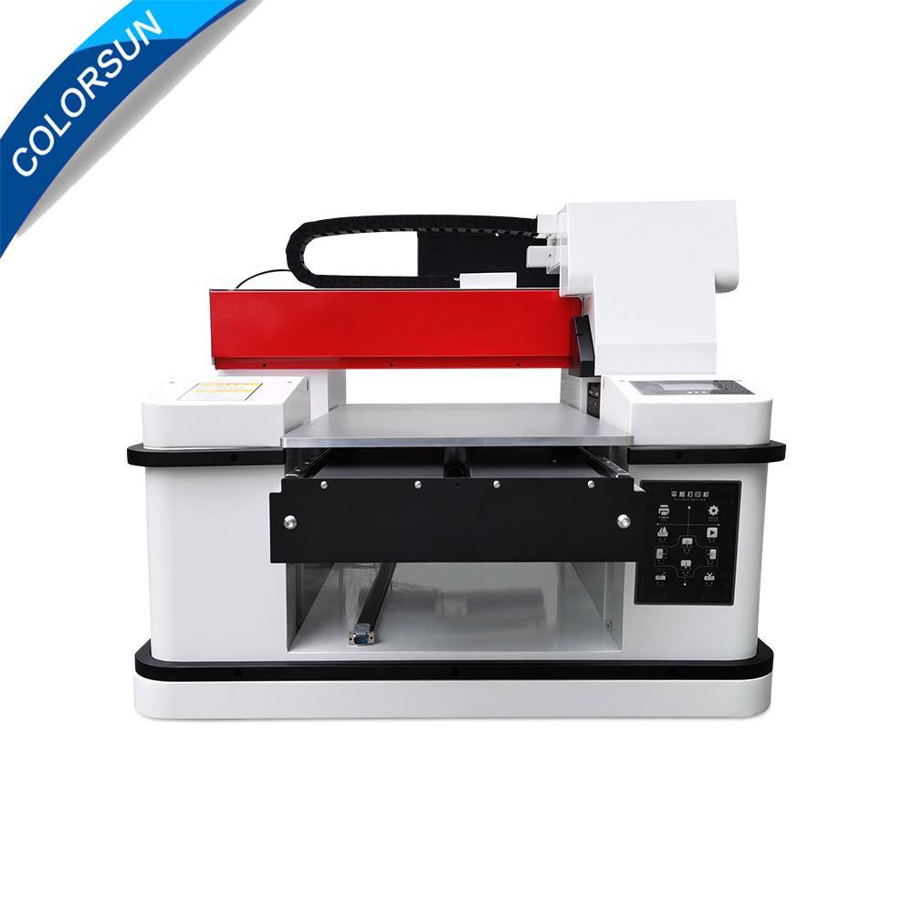 全自動3360UV打印機帶有雙噴頭 1