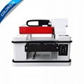 Automatic 3360 UV printer with double printheads 1