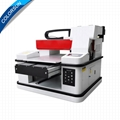 Automatic 3360 UV printer with double printheads