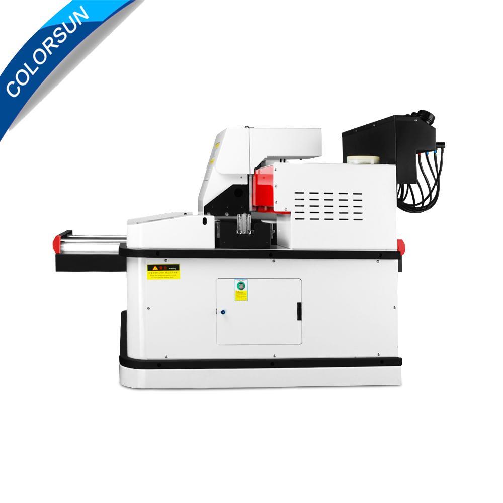 全自動3360UV打印機帶有雙噴頭 6