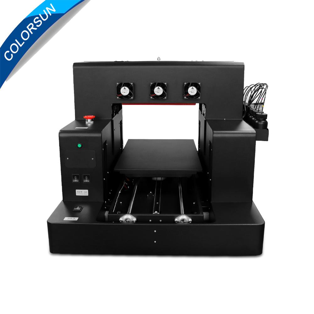 Automatic R2000  8 color UV Printer for Epson