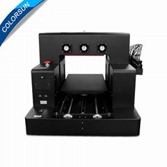 2019全自动8色UV玻璃压克力爱普生打印机