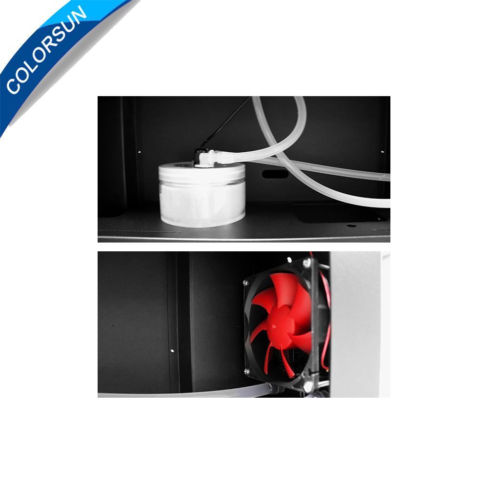 全自动R2000 8色UV爱普生打印机 6