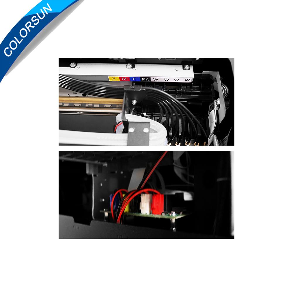 Automatic R2000  8 color UV Printer for Epson  7