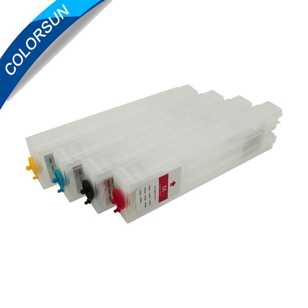 带自动复位芯片的可填充墨盒 2