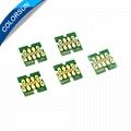 5pcs T6941-T6945 One time chip For Epson SureColor T3000 T3070 T5070 T7070 T3200 2