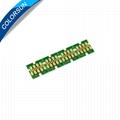 新的T7411-T7414爱普生F6000 F7000 F6070 F7070 F7100 F7170 F6一次性芯片 3