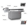 全新升级自动9060尺寸UV平板打印机大幅面打印机 2