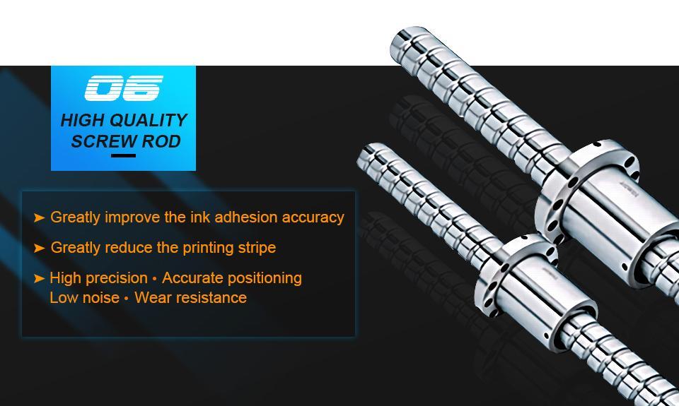 全新升级自动9060尺寸UV平板打印机大幅面打印机 8