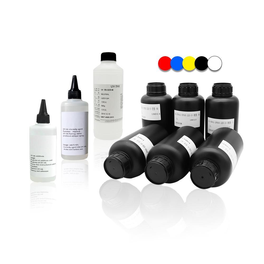 UV LED 墨水 5