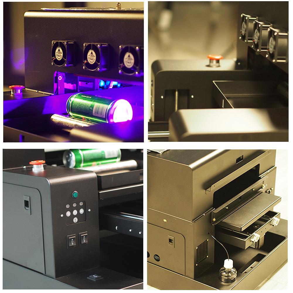 全自动A3尺寸平板打印机A2850 7