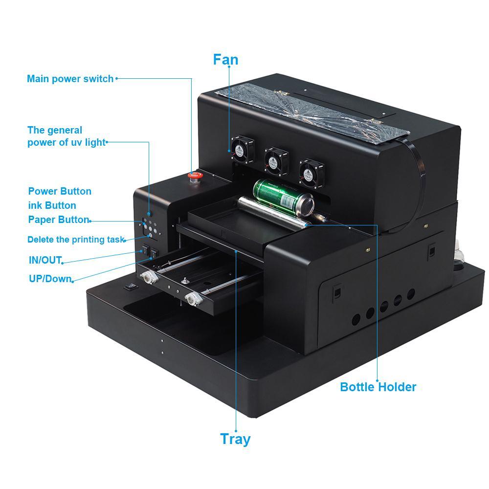 全自動A3尺寸平板打印機A2850 3