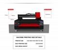 帶有計算機的高速自動6060 UV打印機 6