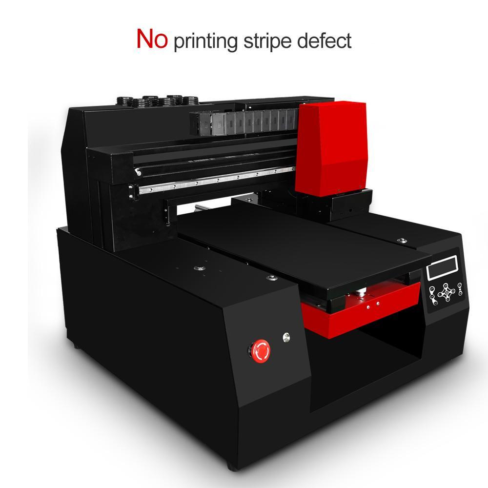 適用於Epson DX9工業A3+ UV打印機3060的移動蓋筆瓶印刷機 7