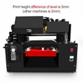 適用於Epson DX9工業A3+ UV打印機3060的移動蓋筆瓶印刷機 8
